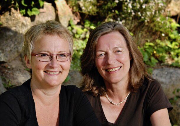 portræt Birgit og Lisa kopi